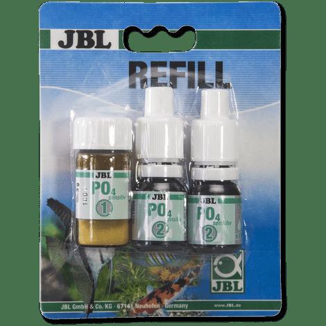JBL FOSFATOS TEST-SET PO4 SENSITIVE REFILL