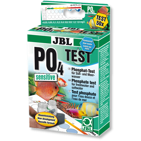 JBL FOSFATOS TEST-SET PO4 SENSITIVE