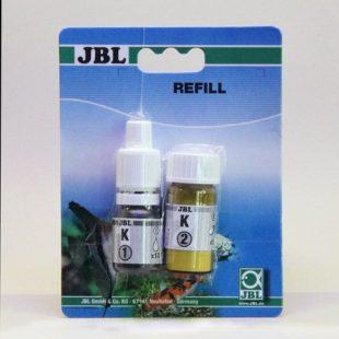 Recarga de JBL TEST K POTASIO