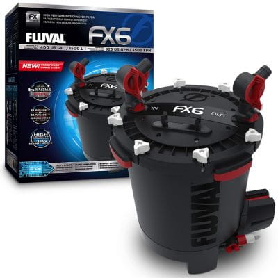 Filtro exterior fluval fx6