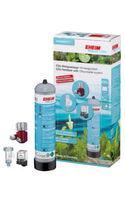 Co2 Set200 Eheim con botella