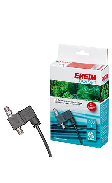 Válvula electromagnética EHEIM para CO2