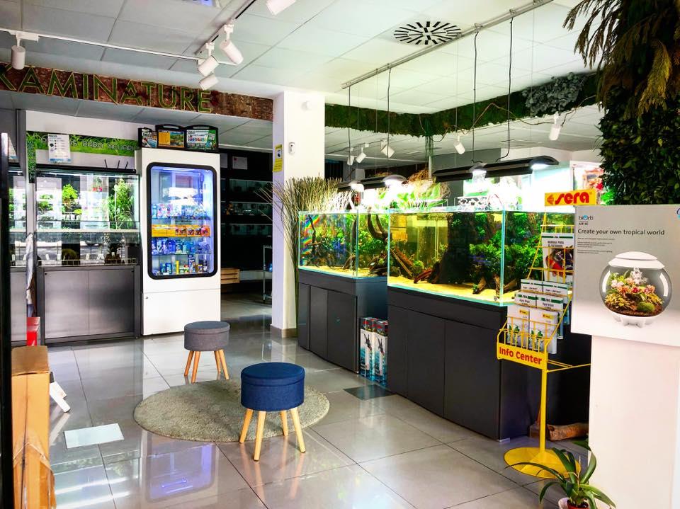 Tienda de acuariofilia