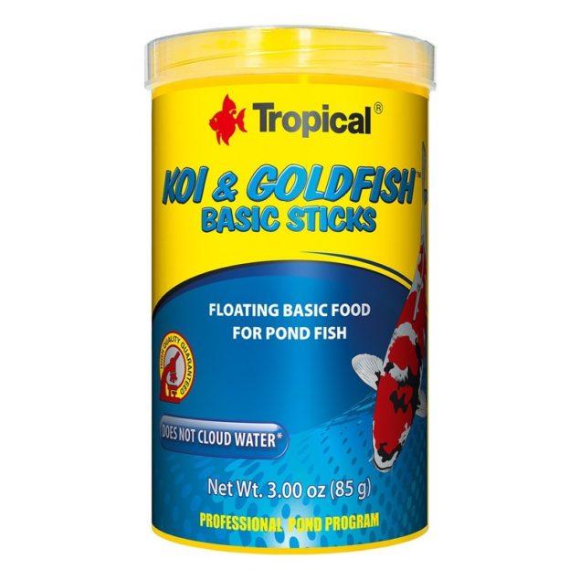 Tropical Koi goldfish basic stick