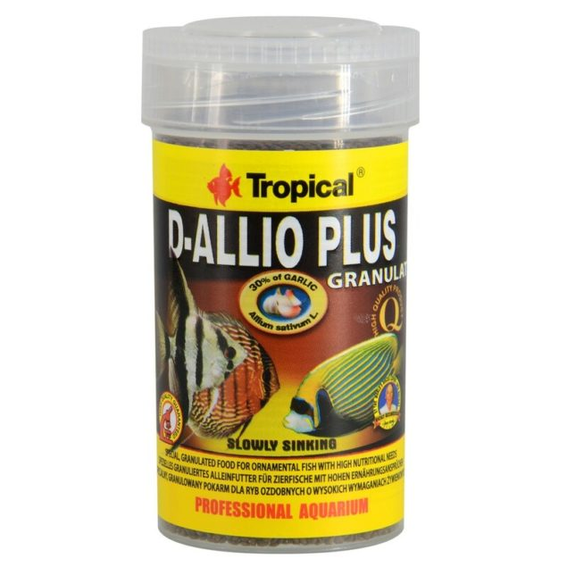 Granulado Tropical D-Allio Plus