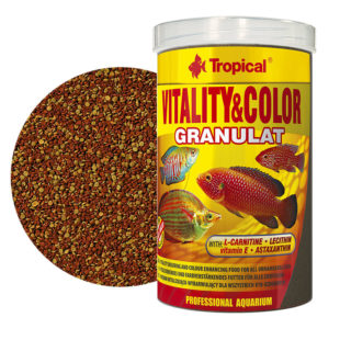 Tropical Vitality color granulado