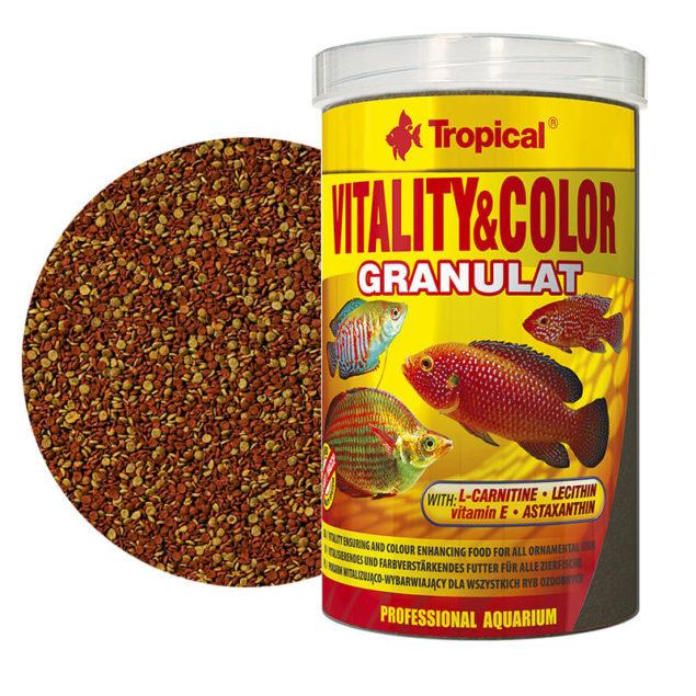 Tropical Vitality color granulado