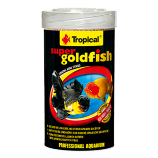 Tropical Goldfish mini sticks