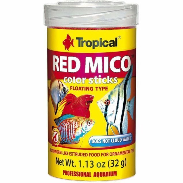 Red Mico Color Sticks