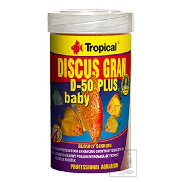 Tropical Discus Gran D-50 Plus Bebé