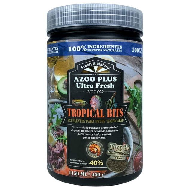 Tropical micro pellet