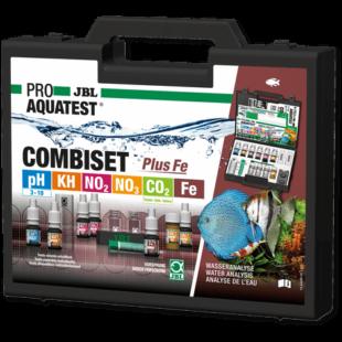 Maletín de test para acuarios JBL ProAqua Test combi set plus fe