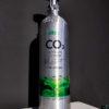 Botella de CO2 1L recargable para acuarios 2