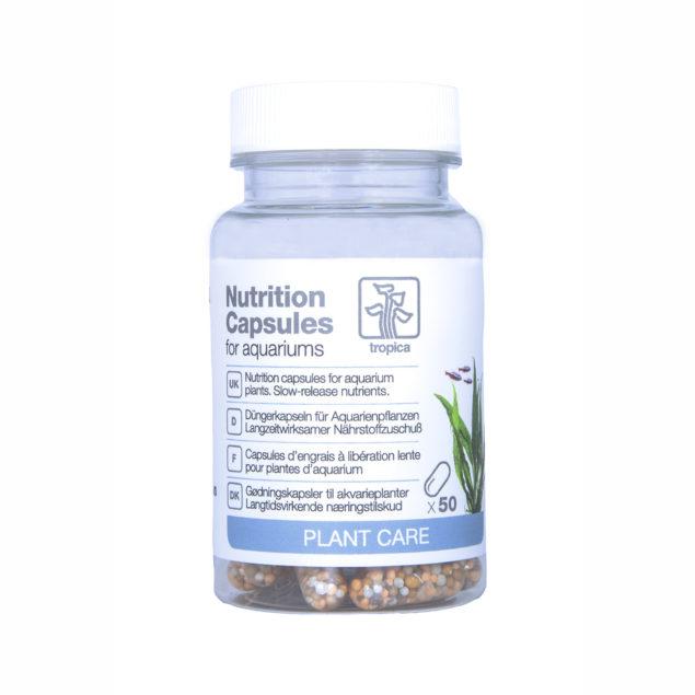 nutrition capsules acuario