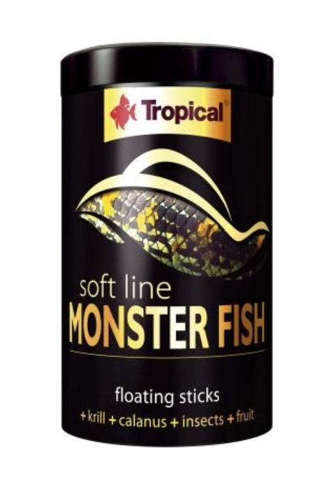 ALIMENTO Soft Line Monster Fish
