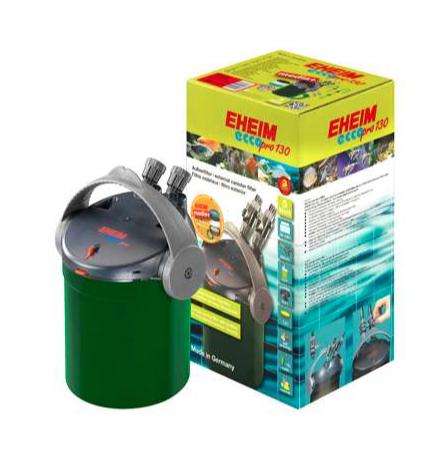 filtro exterior de bajo consumo y fácil manejo